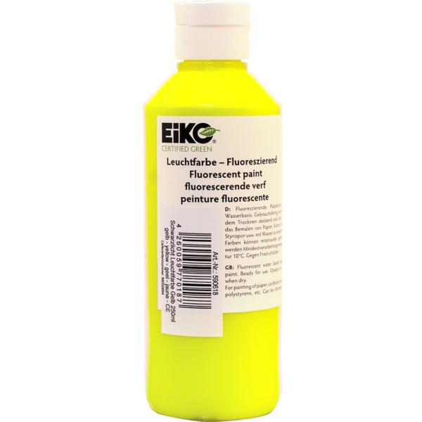 na zdjęciu Farba fluorescencyjna żółta 250ml