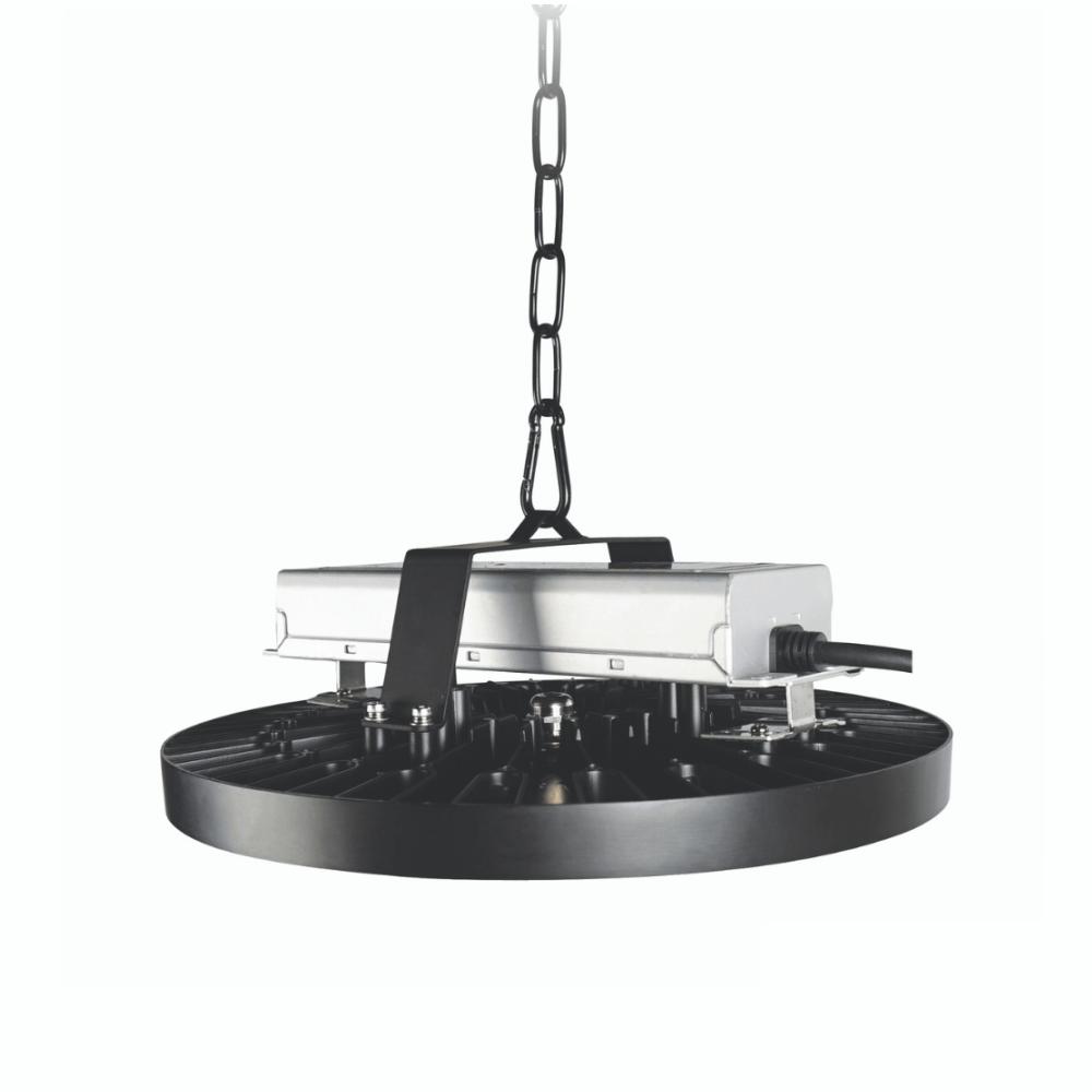 na zdjeciu Lampa przemysłowa High Bay LED 80W 220-240V 5000K 1-10V ściemnialna